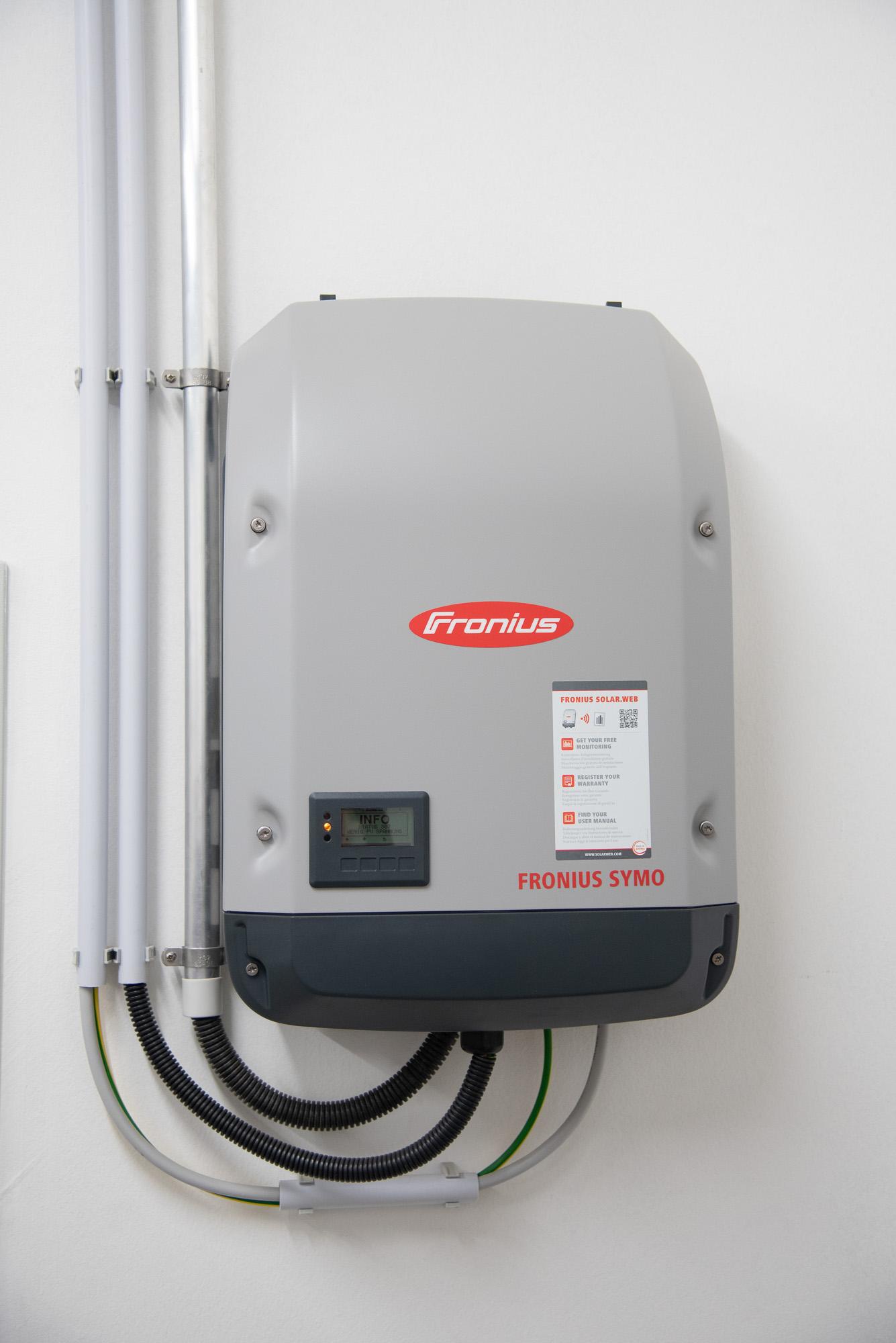 PV-Anlage Fronius Kematen/Ybbs